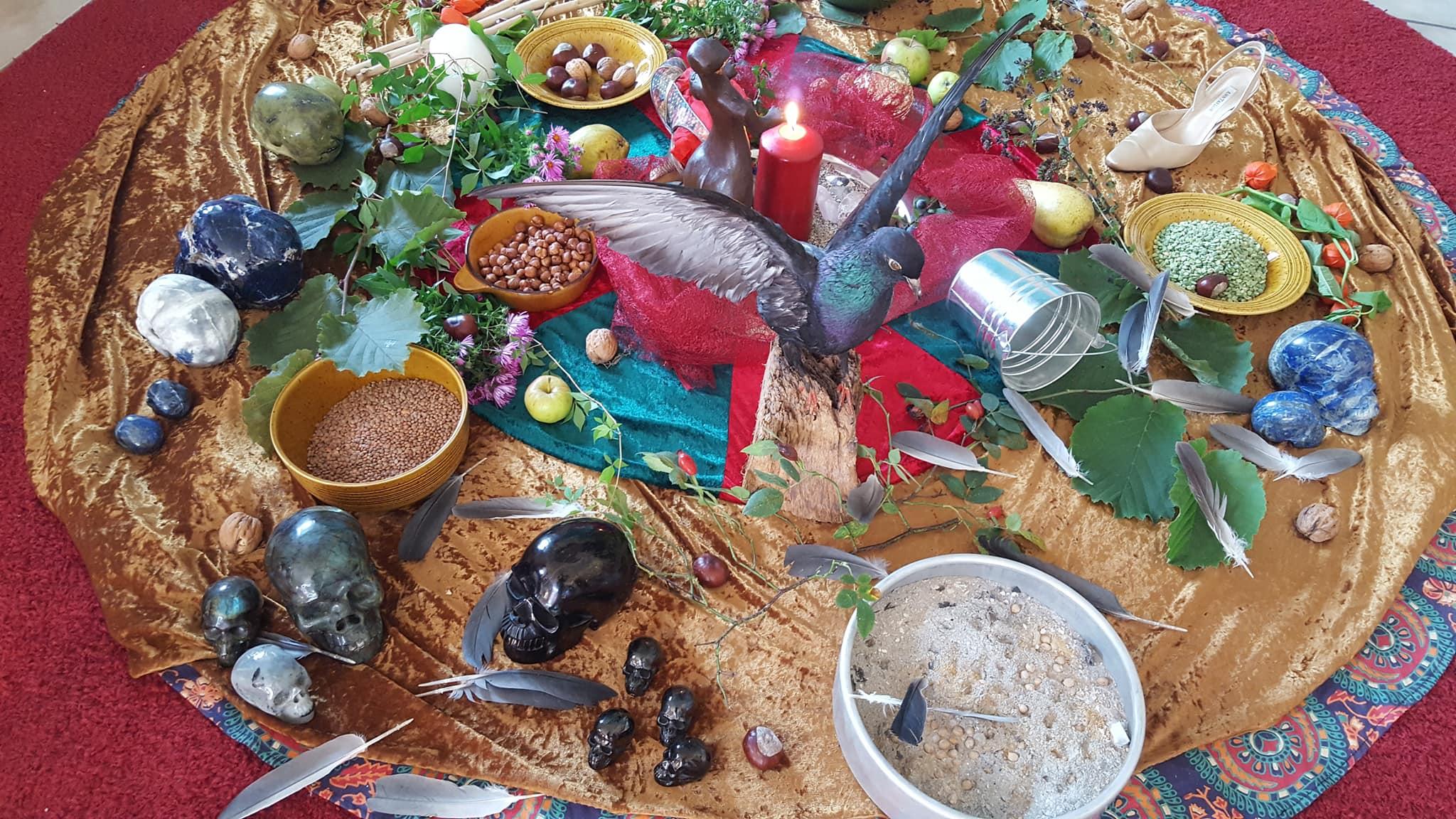 Bild Rituale, Zeremonien und Jahreskreisfeste