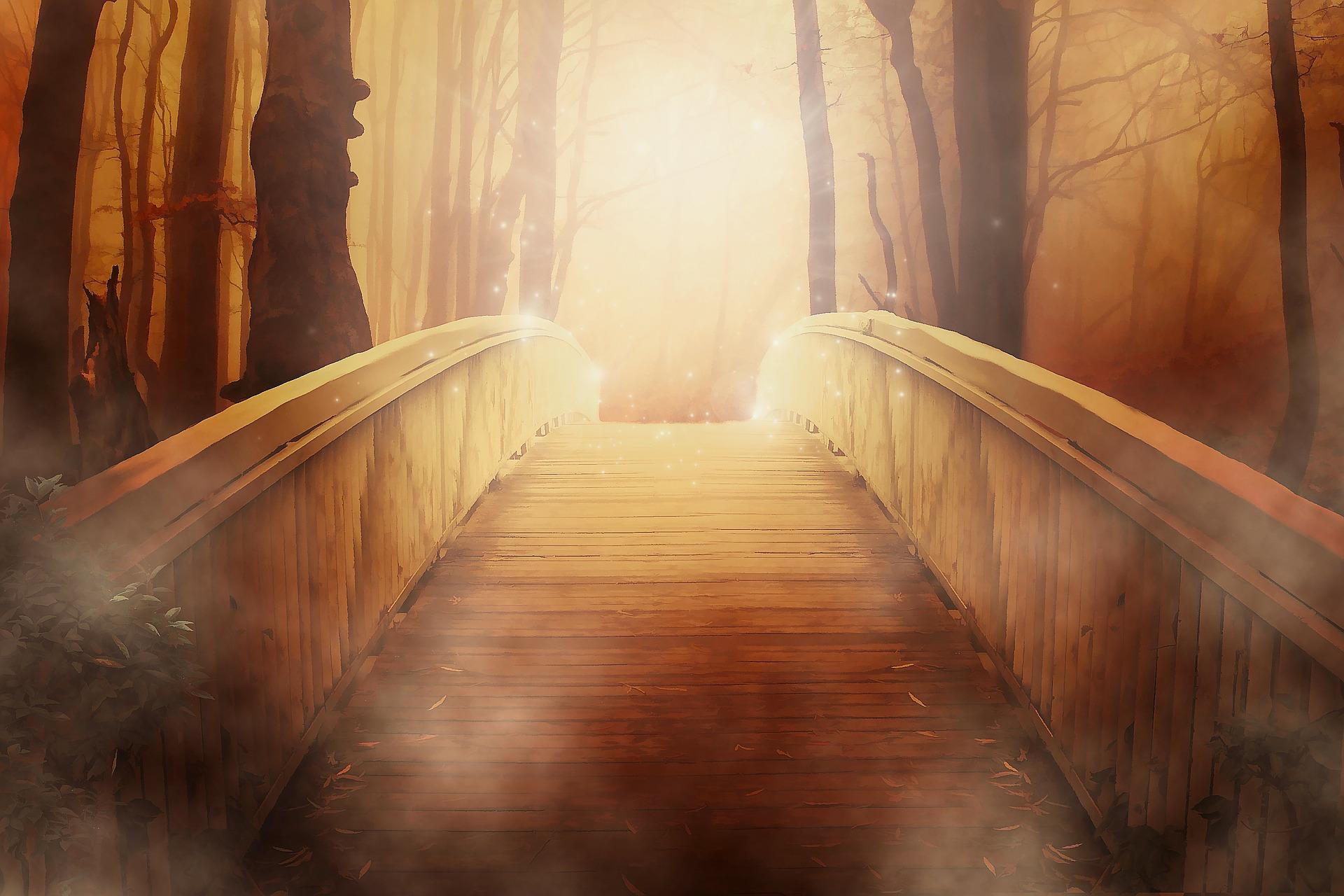 Der Alte Weg - heiler und heiler werden Bild